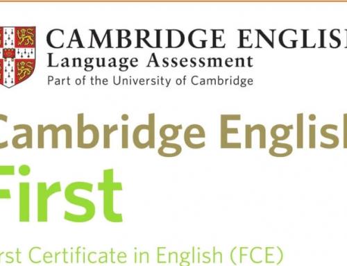 Ayudas para aprobar el B2 First Certificate