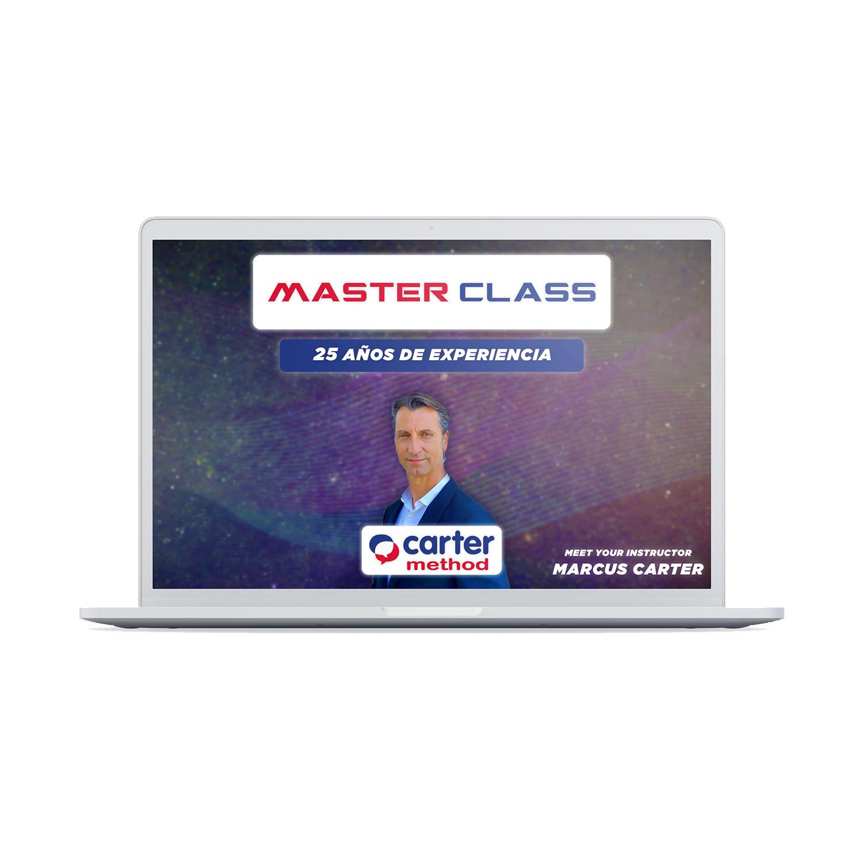 Master Class '25 Años De Experiencia'