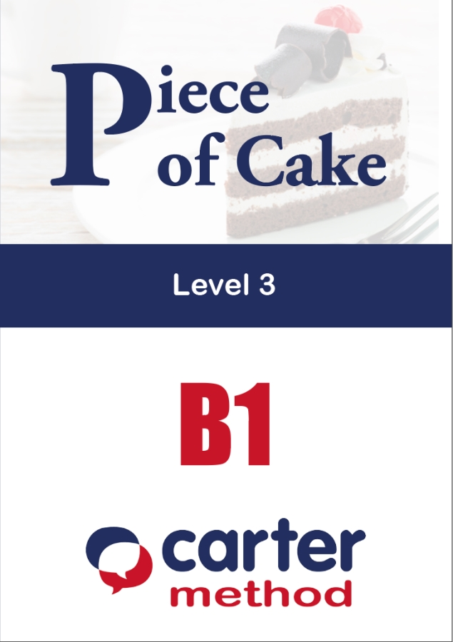 Carter Method Nivel 3: Pre Intermedio (B1)