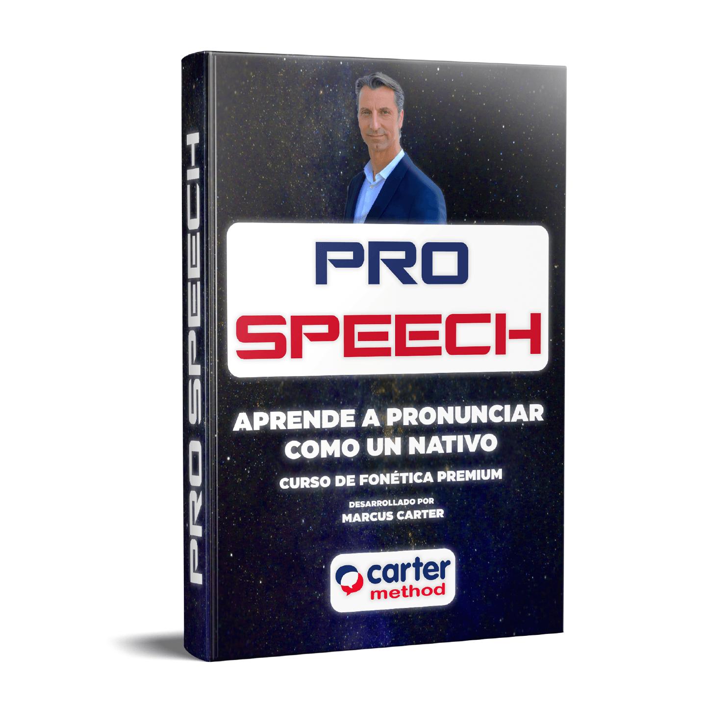 Curso de Fonética Premium  'Pro Speech'
